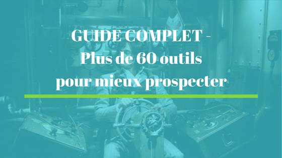 62 Outils De Prospection Efficaces Pour Dvelopper Vos Ventes
